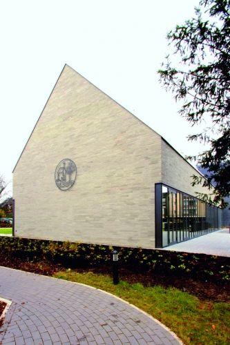 bund deutscher architekten gemeindezentrum an der alten kirche heiligenhaus. Black Bedroom Furniture Sets. Home Design Ideas