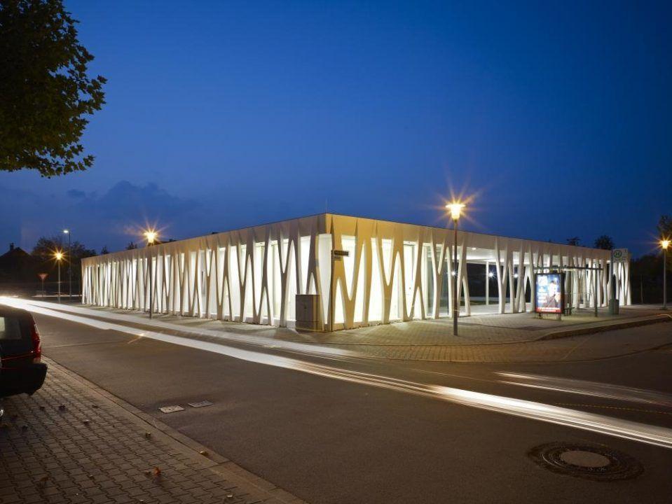 bund deutscher architekten gemeindezentrum mannheim. Black Bedroom Furniture Sets. Home Design Ideas