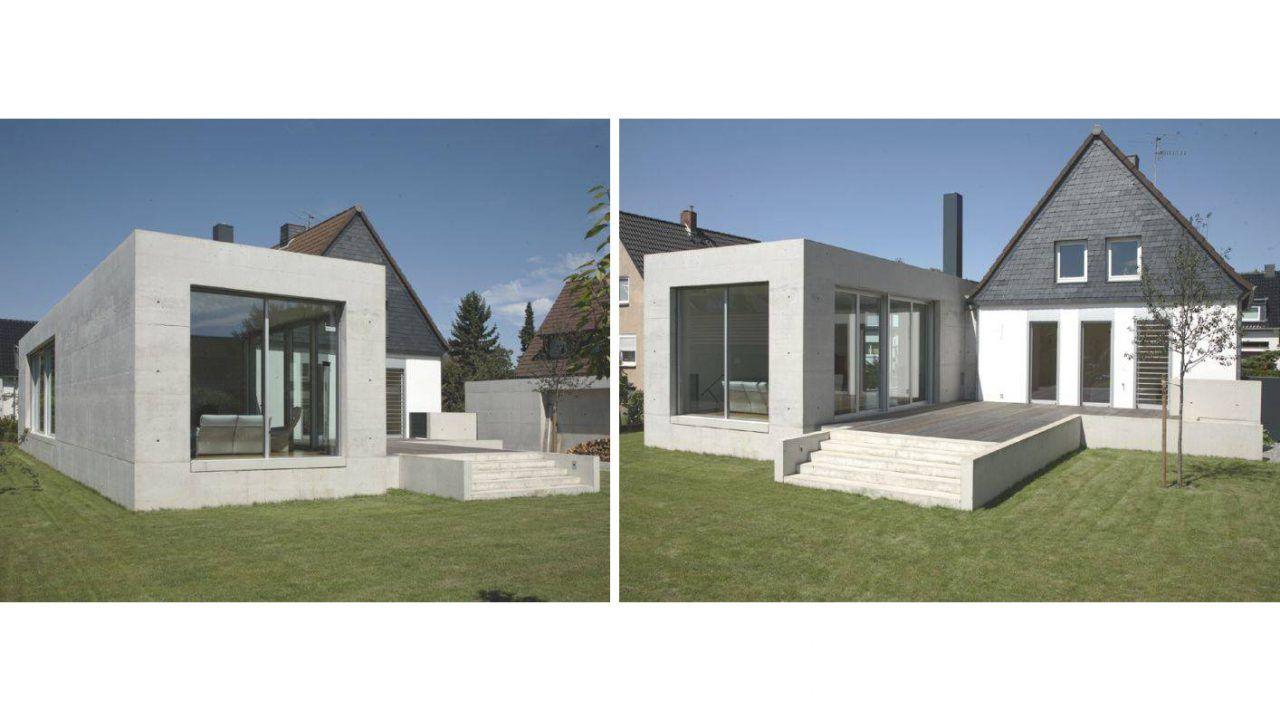 Architekt Duisburg bund deutscher architekten umbau und erweiterung eines