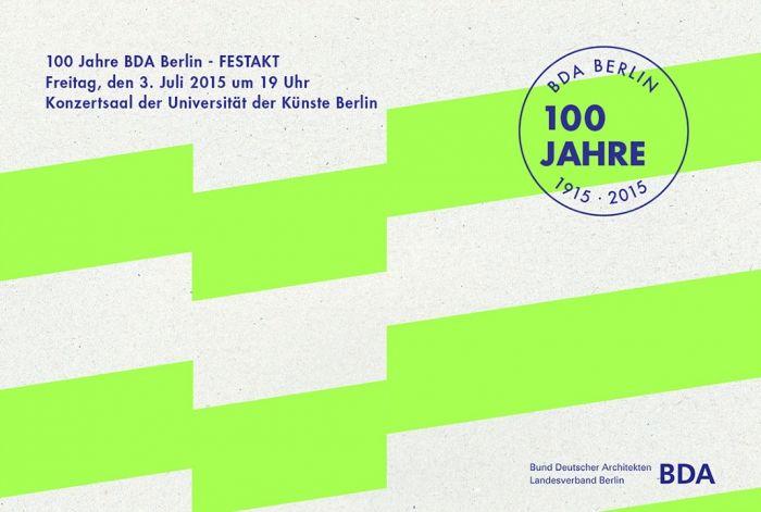 100_Jahre_BDA_Berlin