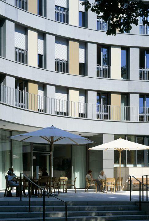 bund deutscher architekten seniorenstift und. Black Bedroom Furniture Sets. Home Design Ideas