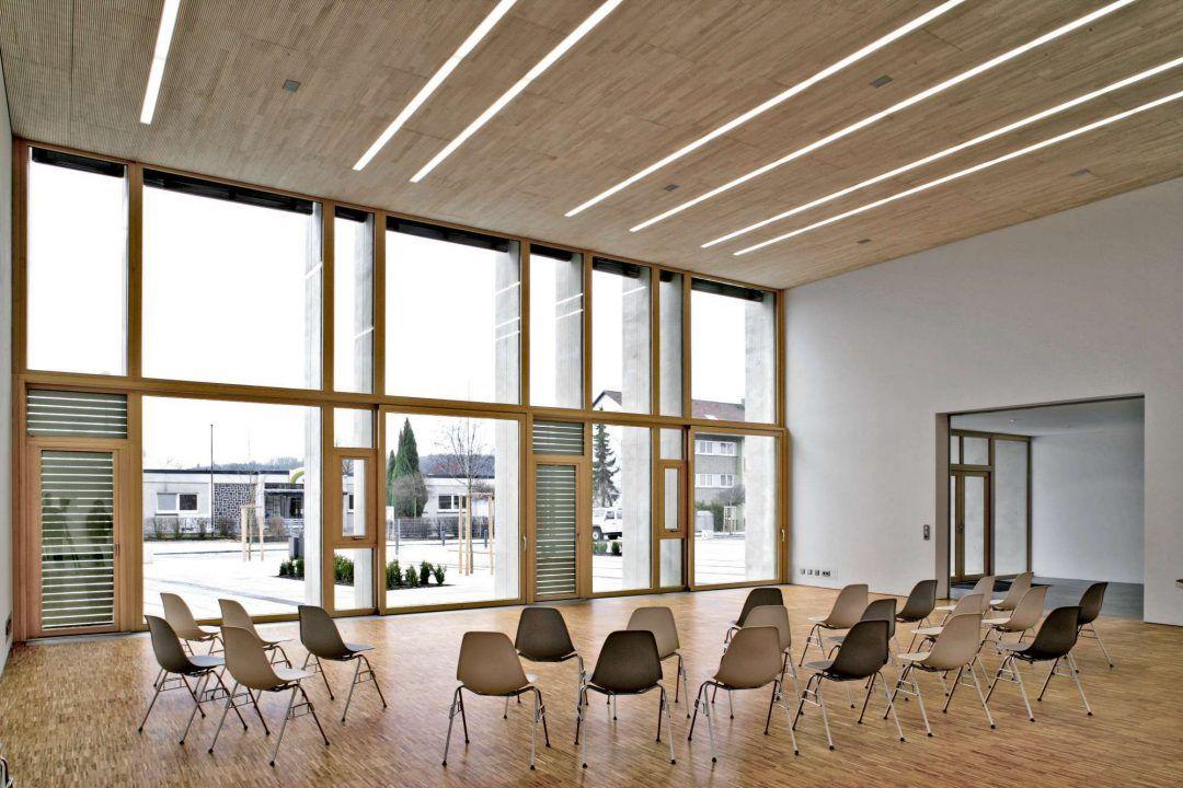 Bund Deutscher Architekten B Rgerzentrum Blaustein