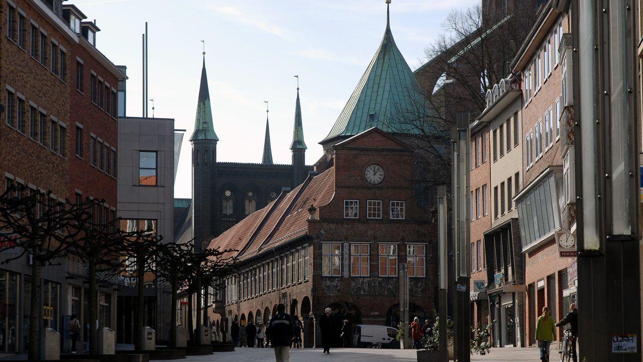 Architekten Lübeck bund deutscher architekten kanzleigebäude lübeck breite straße