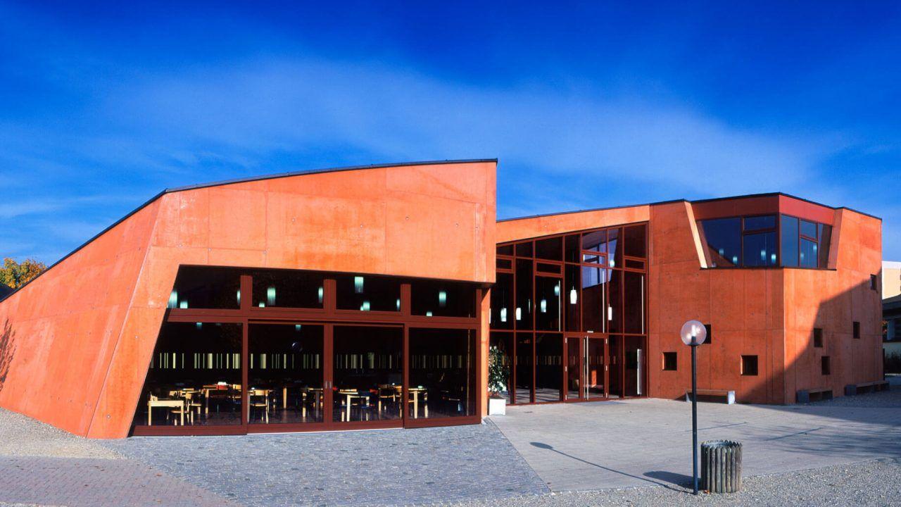 Architekt Augsburg bund deutscher architekten freie waldorfschule augsburg