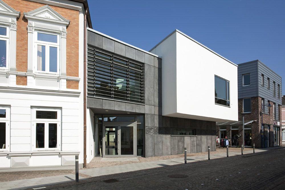 Bund deutscher architekten kultur und b rgerhaus - Steinwender architekten ...