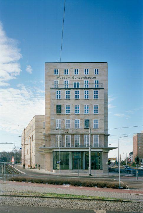 bund deutscher architekten museum gunzenhauser in chemnitz. Black Bedroom Furniture Sets. Home Design Ideas