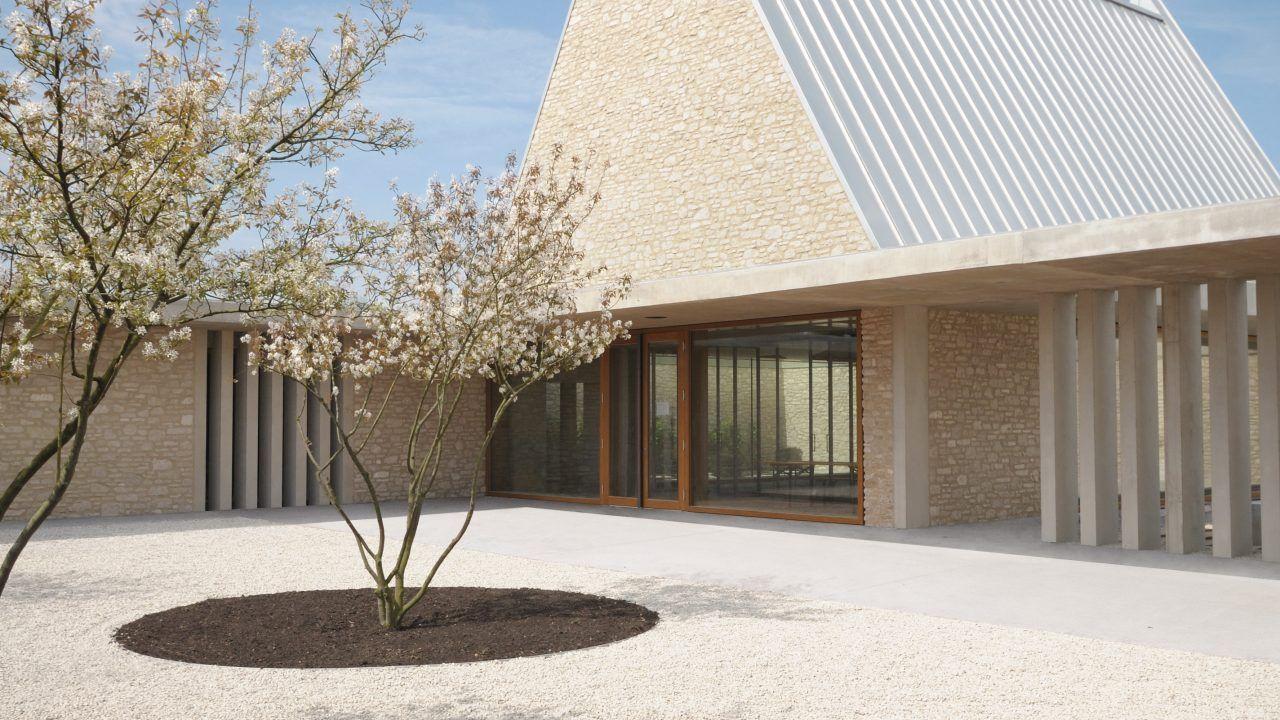 Architekt Weinheim bund deutscher architekten aussegnungshalle und freianlagen