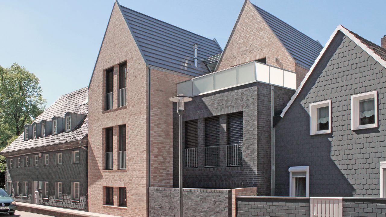 bund deutscher architekten einfamilienhaus in marl polsum. Black Bedroom Furniture Sets. Home Design Ideas
