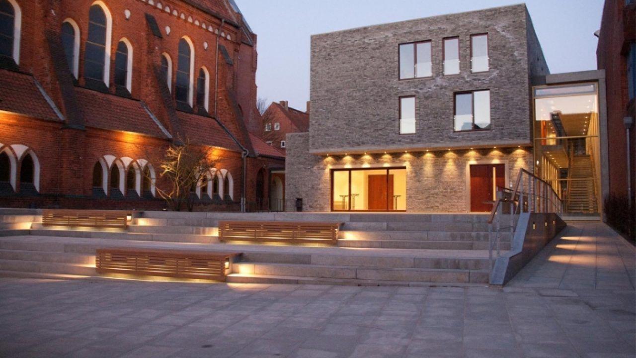Kiel Architektur bund deutscher architekten gemeindehaus ansgarkirche
