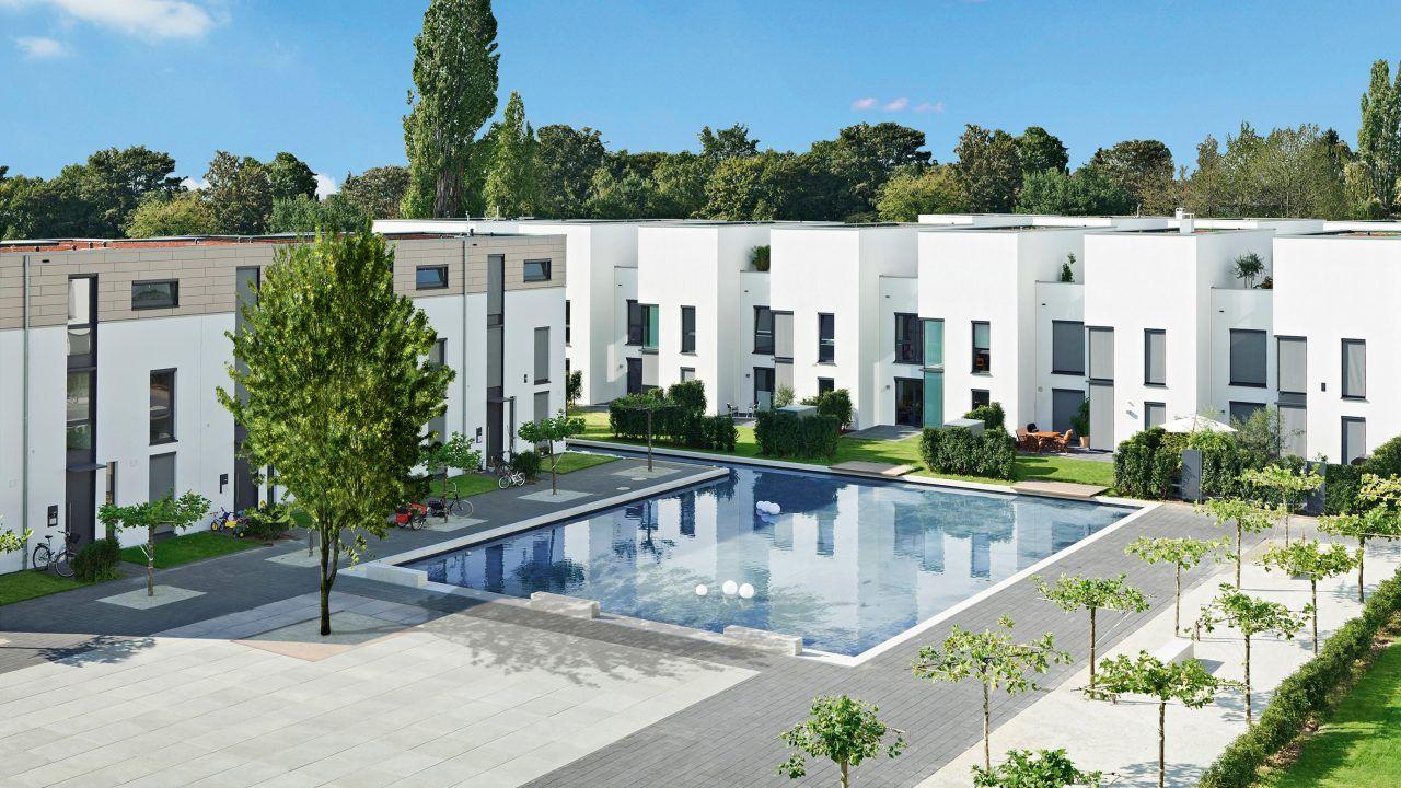 bund deutscher architekten monastere famili res wohnen in geborgenheit d sseldorf. Black Bedroom Furniture Sets. Home Design Ideas