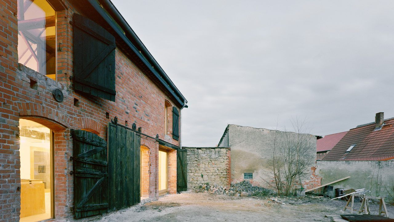 Jan Rösler, Haus Stein; ©Simon Menges