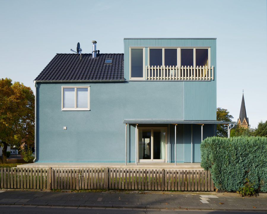 BeL, Kleines Haus Blau