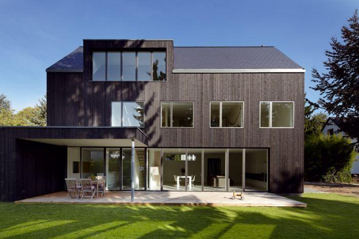 bund deutscher architekten haus g d sseldorf neubau. Black Bedroom Furniture Sets. Home Design Ideas