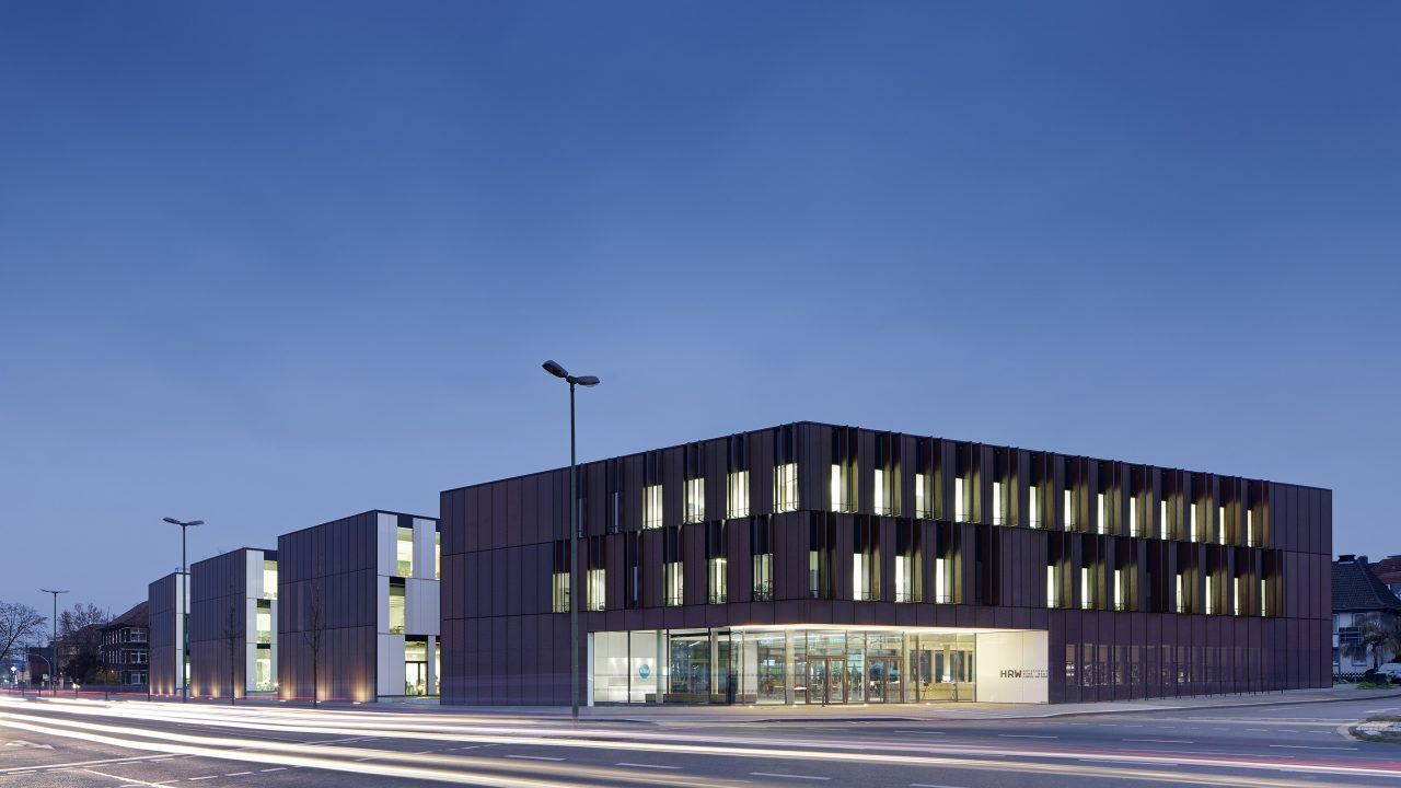 Architekten Recklinghausen bund deutscher architekten neubau hochschule ruhr standort