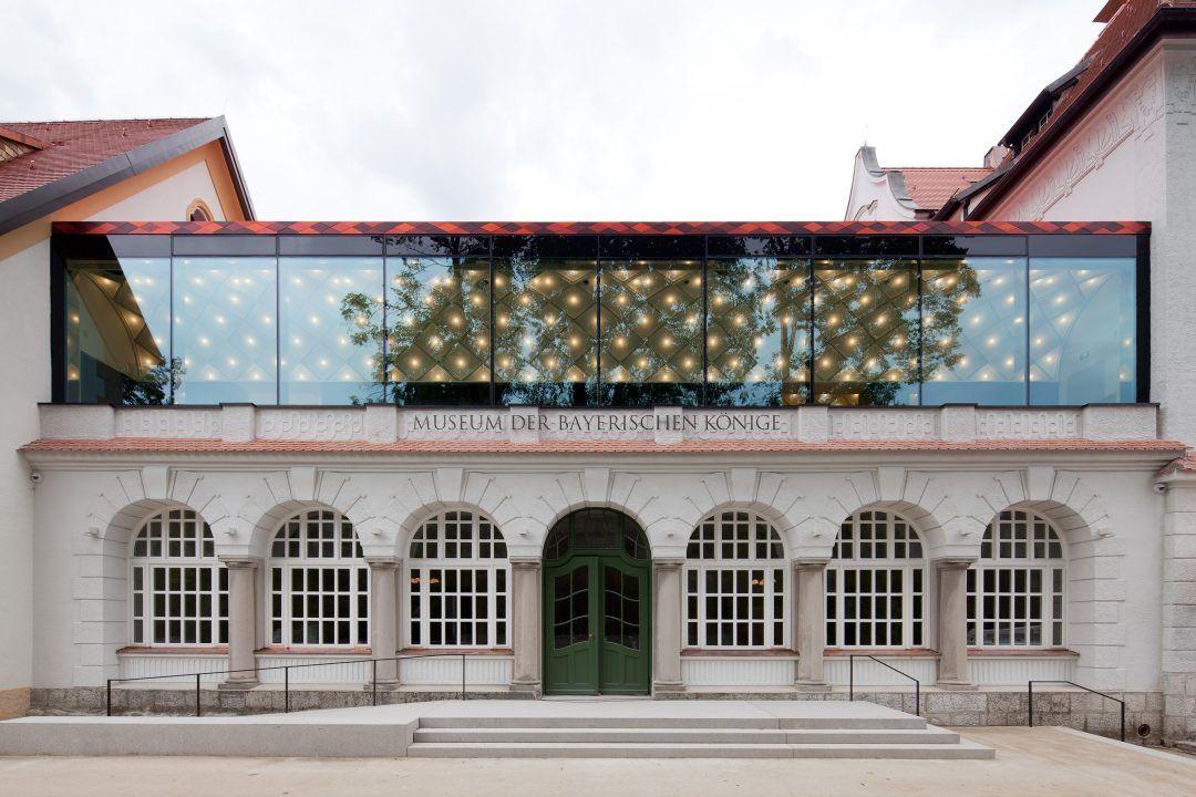 bund deutscher architekten museum der bayerischen k nige. Black Bedroom Furniture Sets. Home Design Ideas