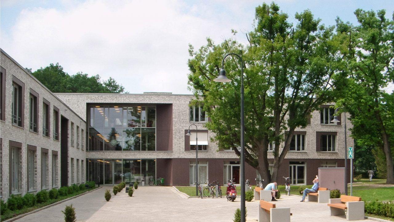 Bund deutscher architekten pflegeklinik friedehorst - Architekten bremen ...