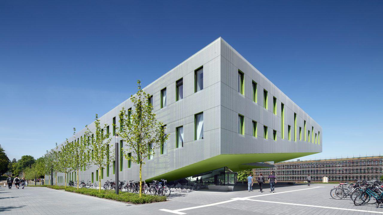 Architekten In Düsseldorf bund deutscher architekten neubau eines gemeinsamen