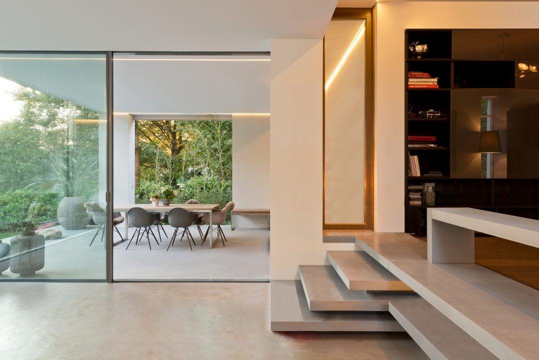 bund deutscher architekten mat anbau an eine stadtvilla. Black Bedroom Furniture Sets. Home Design Ideas