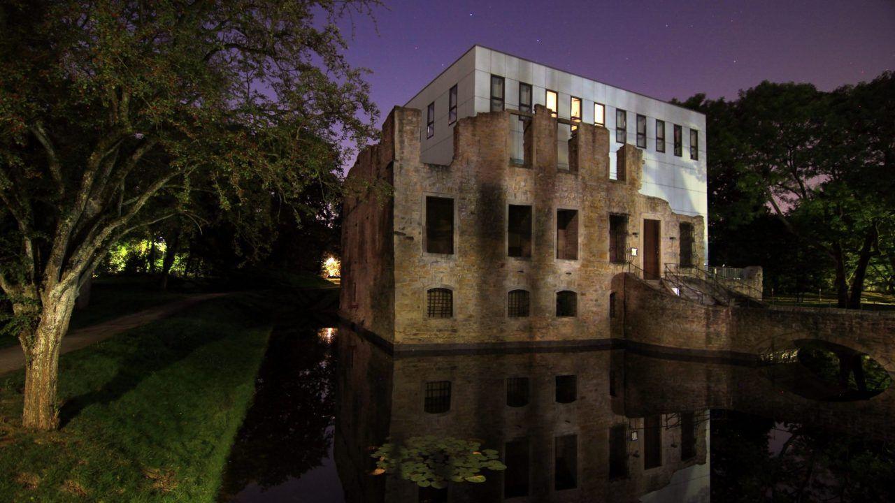 Architekt Hattingen bund deutscher architekten kubus situation kunst für max imdahl