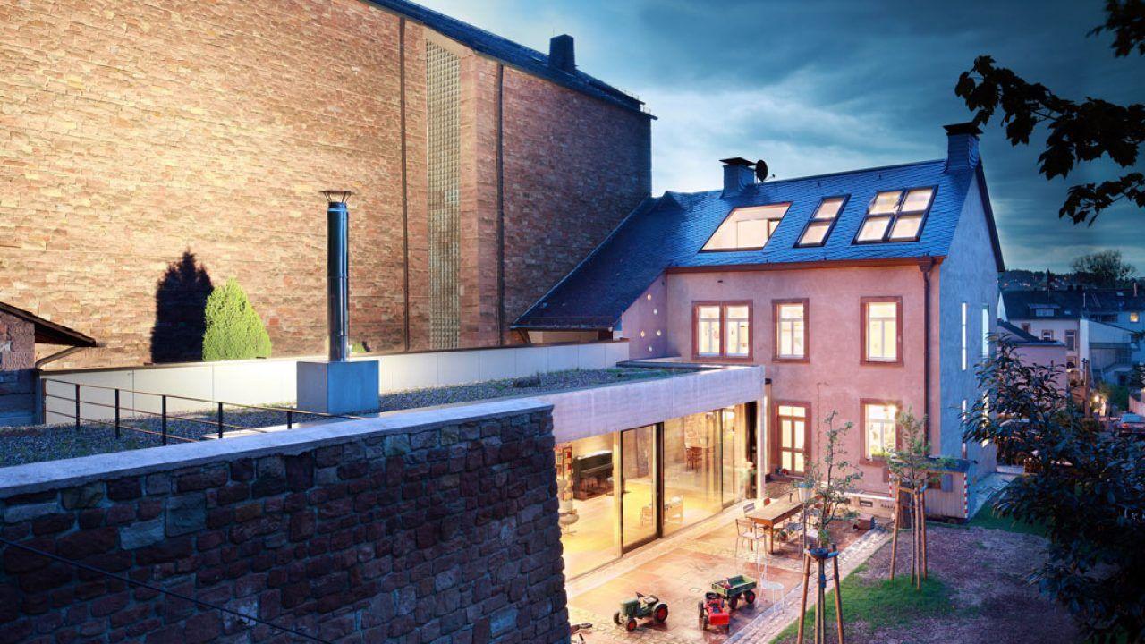 Bund deutscher architekten wohnhaus trier pallien - Architekt trier ...