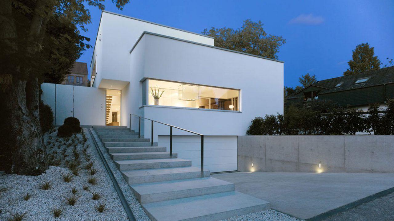 bund deutscher architekten wohnhaus wolkenburgstra e einfamilienhaus bad honnef. Black Bedroom Furniture Sets. Home Design Ideas