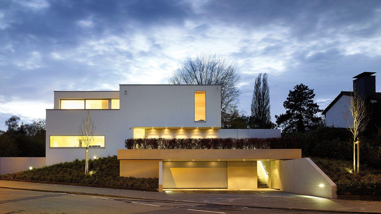 bund deutscher architekten wohnhaus auberg m lheim an der ruhr. Black Bedroom Furniture Sets. Home Design Ideas