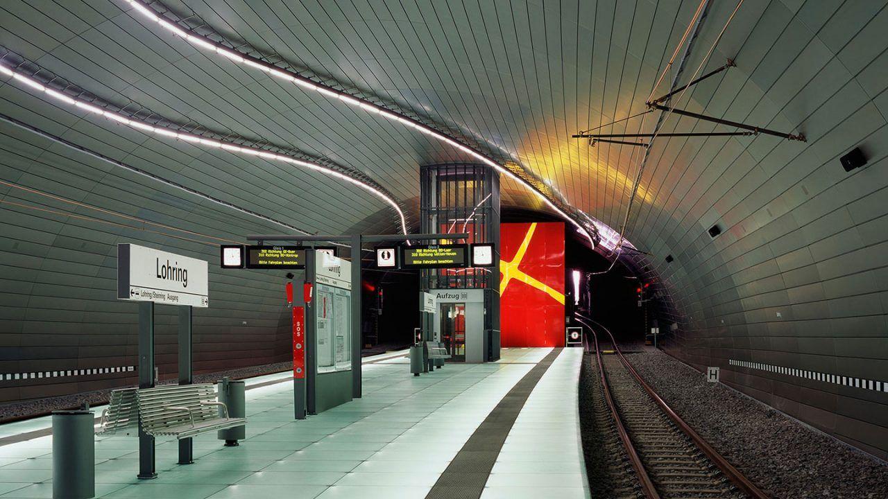 Architekt Hattingen bund deutscher architekten u bahnhof lohring lohring ecke