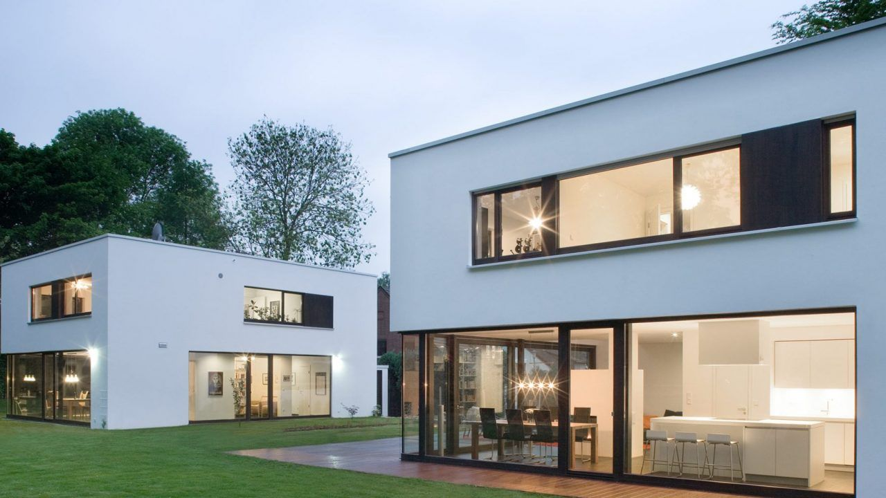 Bund Deutscher Architekten » Haus Laures | Haus Steude, Neubau ...