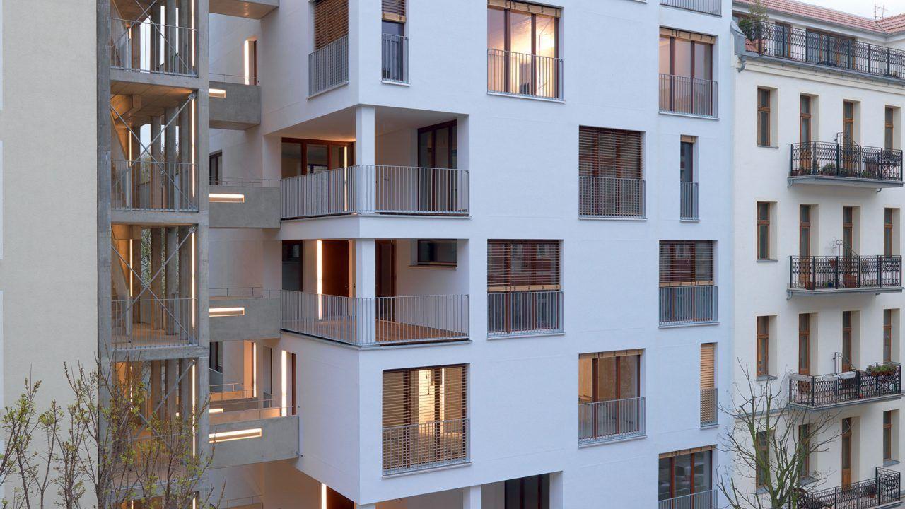 Bund Deutscher Architekten Wohnhaus E3 Berlin
