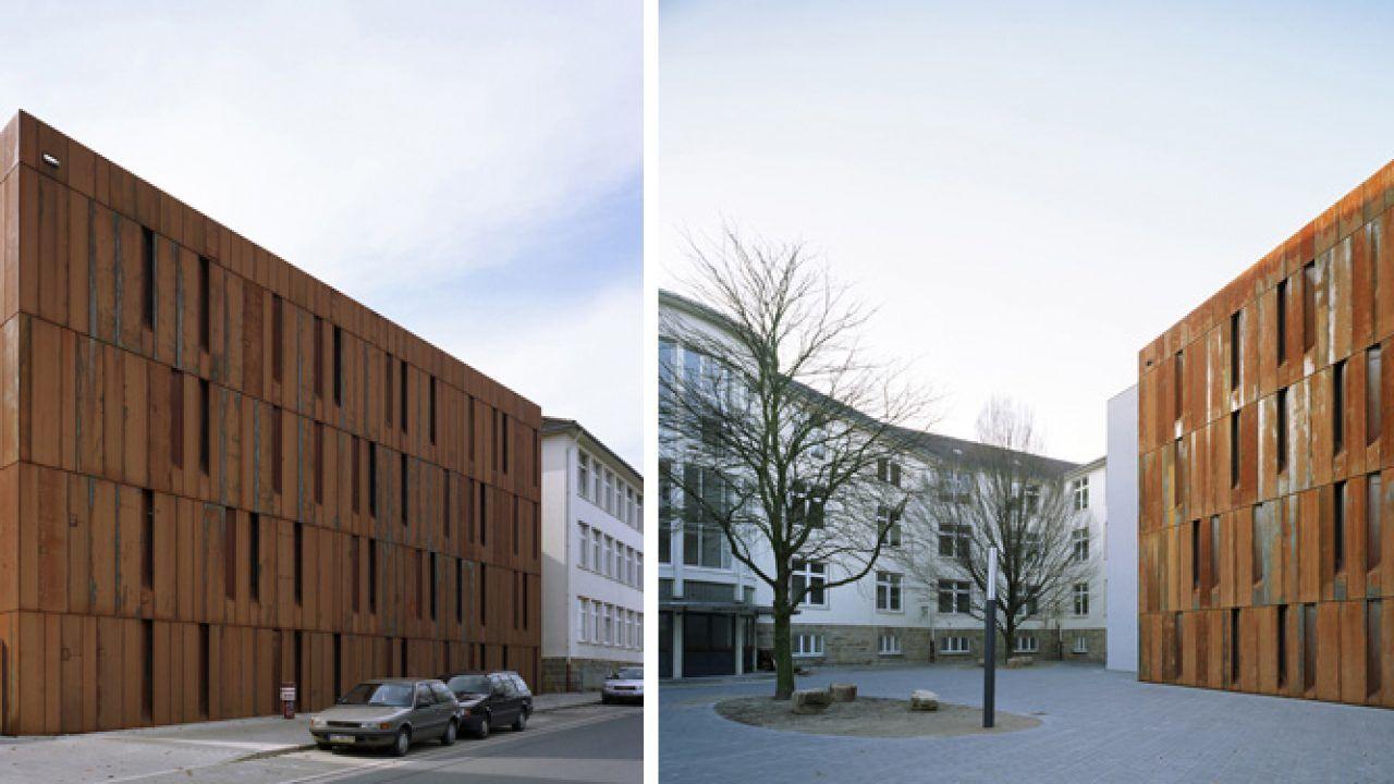 Architekten Essen bund deutscher architekten haus der essener geschichte mit neubau