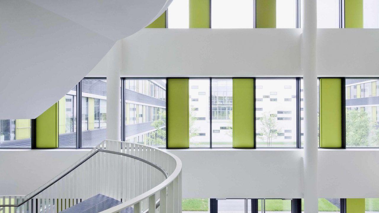 Bund Deutscher Architekten » Neubau eines Verwaltungszentrums für ...