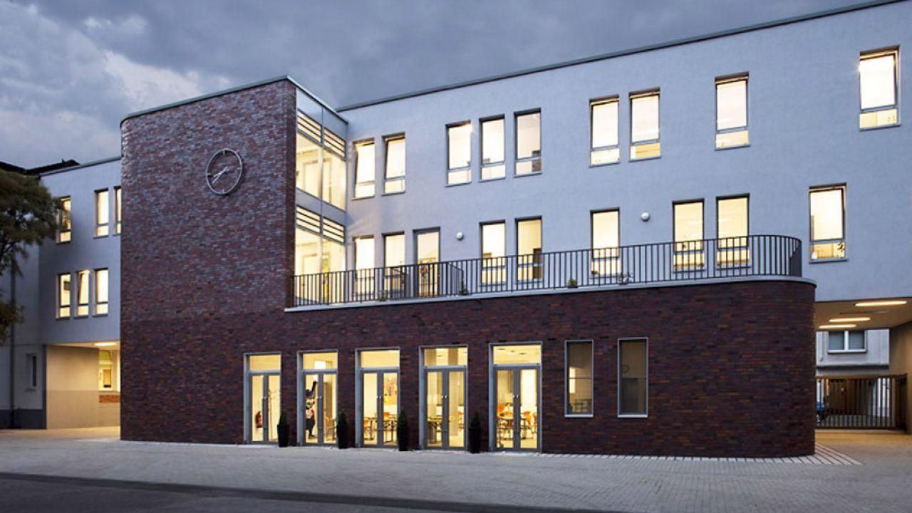Architekten Dortmund bund deutscher architekten erweiterung hauptschule in der landwehr