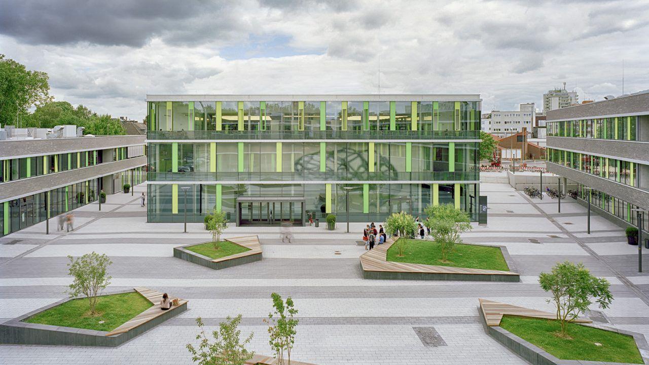 Bund Deutscher Architekten » Neubau Hochschule Rhein-Waal ...