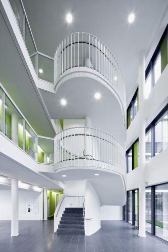bund deutscher architekten neubau eines verwaltungszentrums f r polizei und finanzamt geldern. Black Bedroom Furniture Sets. Home Design Ideas