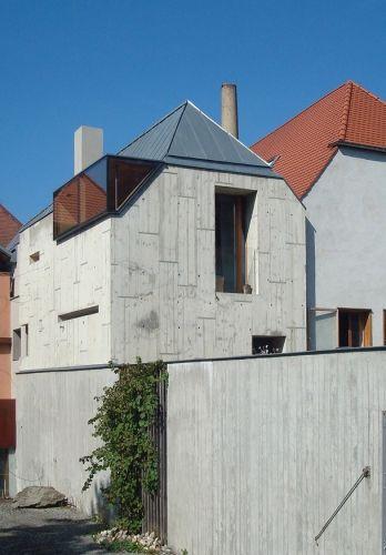 Architekten Passau bund deutscher architekten haus über der gasse
