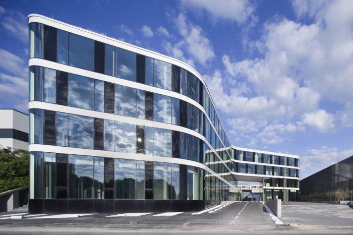 Bund deutscher architekten center for mobile propulsion rwth aachen - Innenarchitektur aachen ...