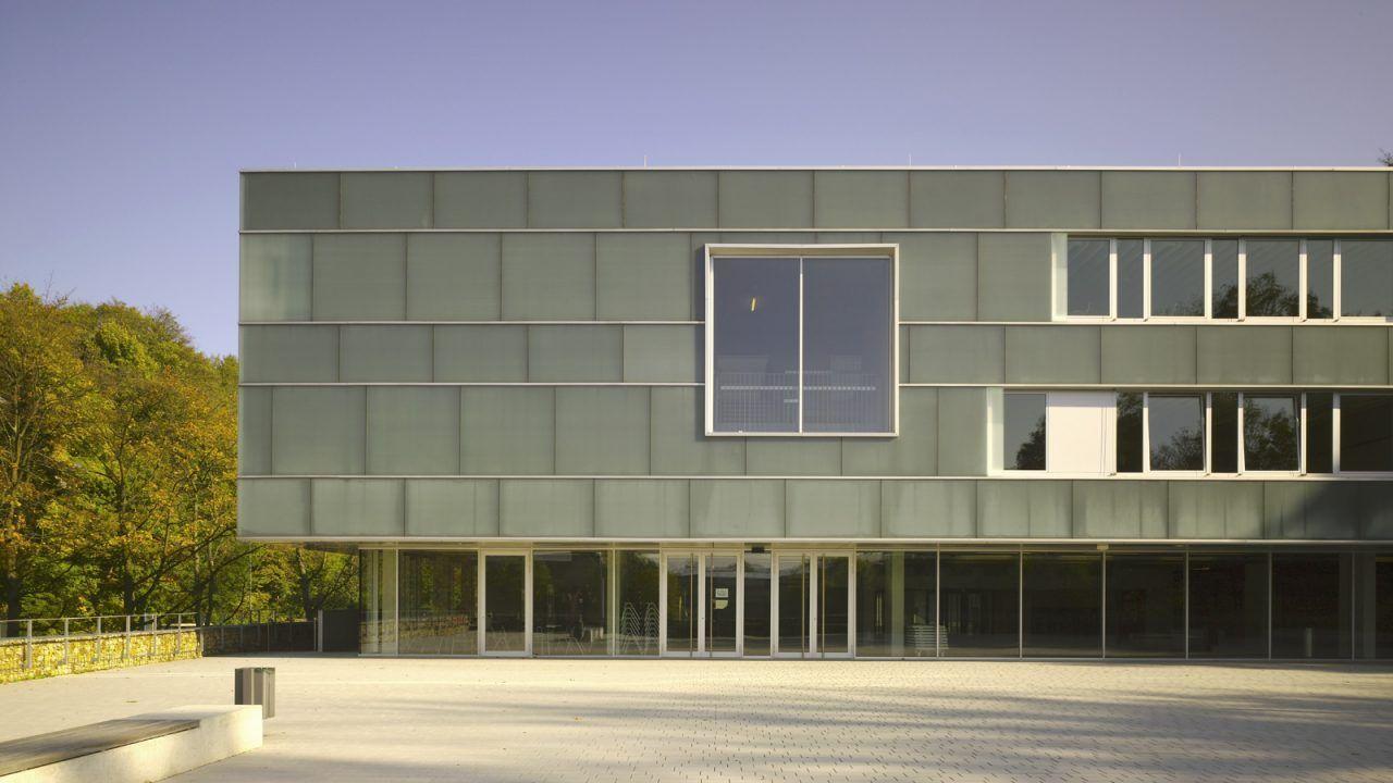 bund deutscher architekten neubau mariengymnasium essen. Black Bedroom Furniture Sets. Home Design Ideas