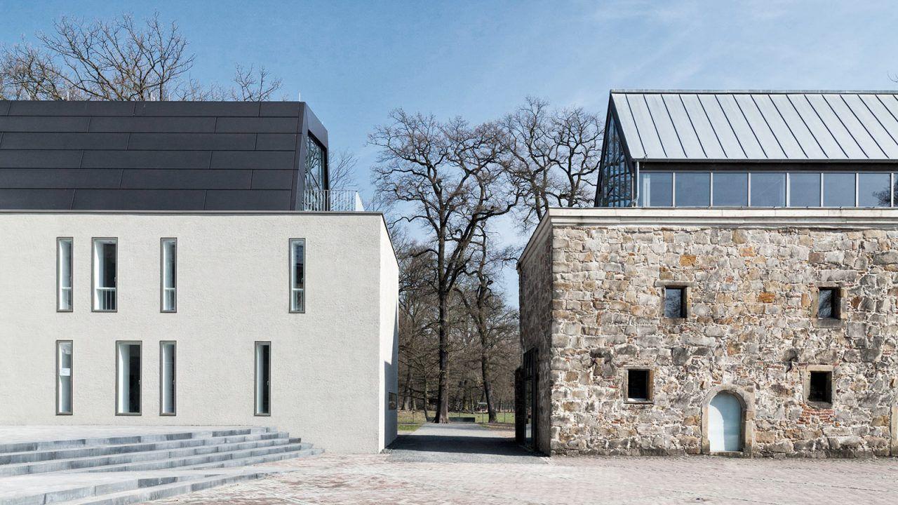 bund deutscher architekten gesamtperspektive burg wissem. Black Bedroom Furniture Sets. Home Design Ideas