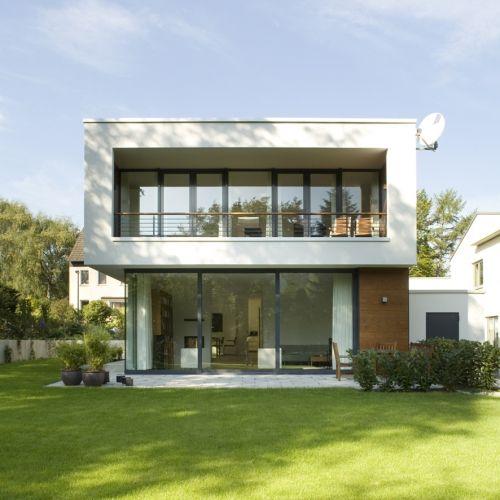 bund deutscher architekten einfamilienhaus corvarastra e. Black Bedroom Furniture Sets. Home Design Ideas