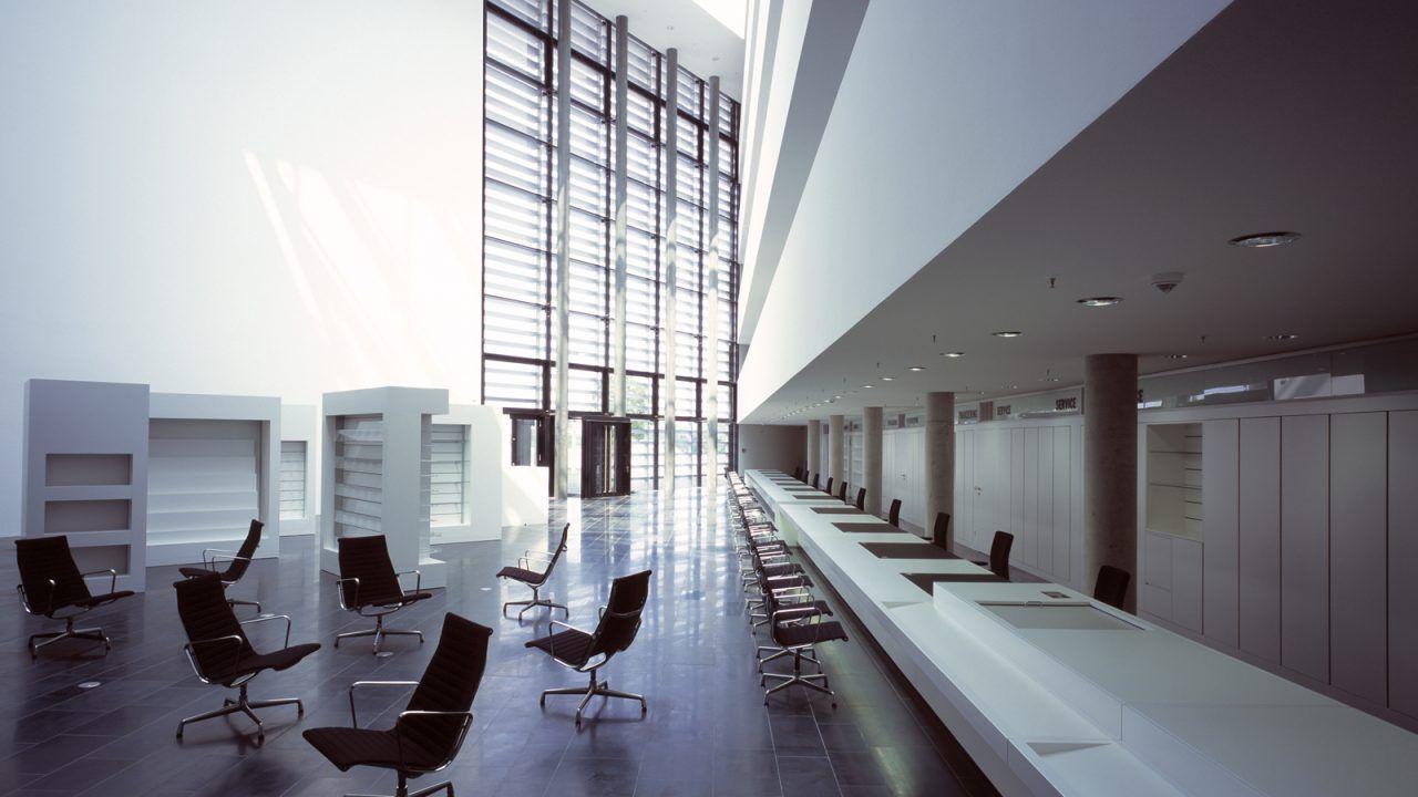 bund deutscher architekten adac hauptverwaltung