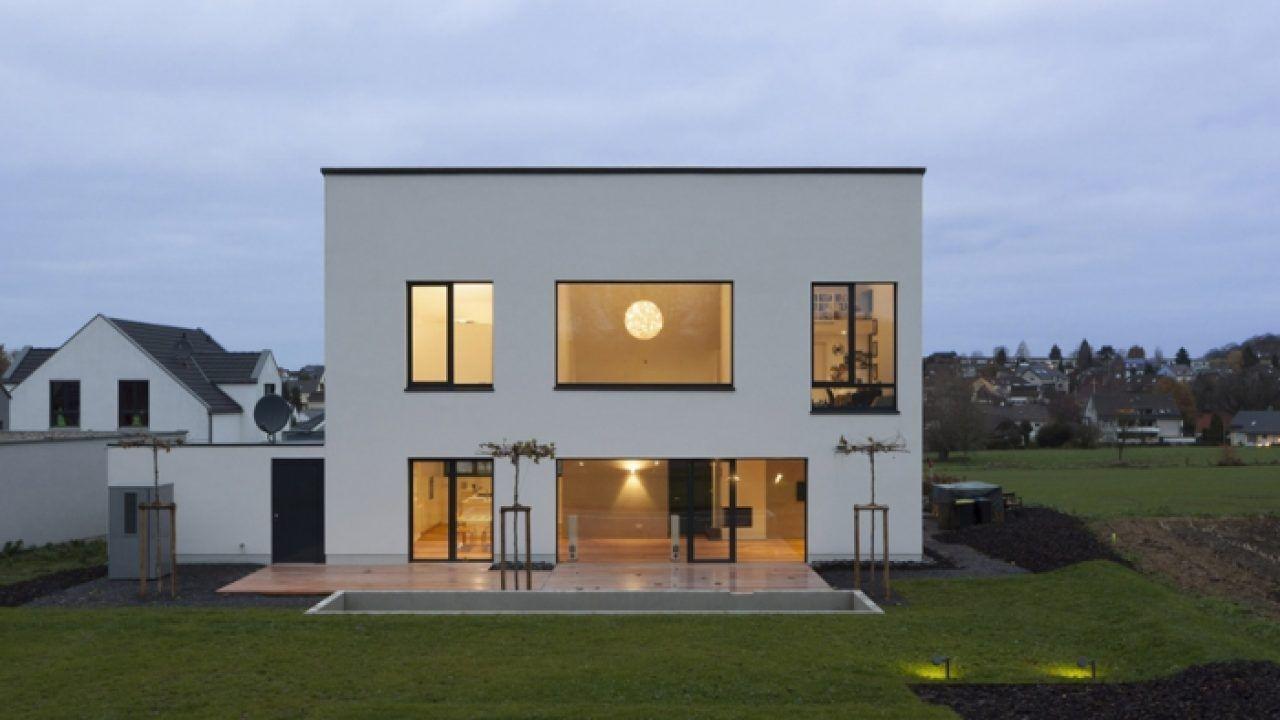 bund deutscher architekten haus f h neubau eines einfamilienhauses. Black Bedroom Furniture Sets. Home Design Ideas