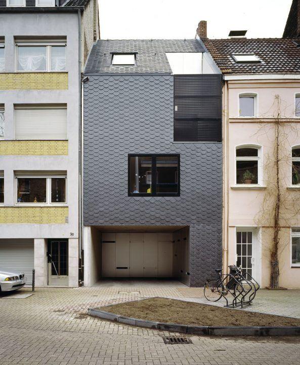 bund deutscher architekten wohn und gartenhaus lindenthal k ln. Black Bedroom Furniture Sets. Home Design Ideas