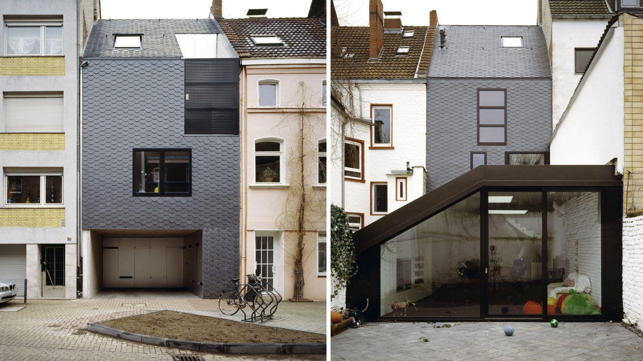 bund deutscher architekten » wohn- und gartenhaus lindenthal, köln