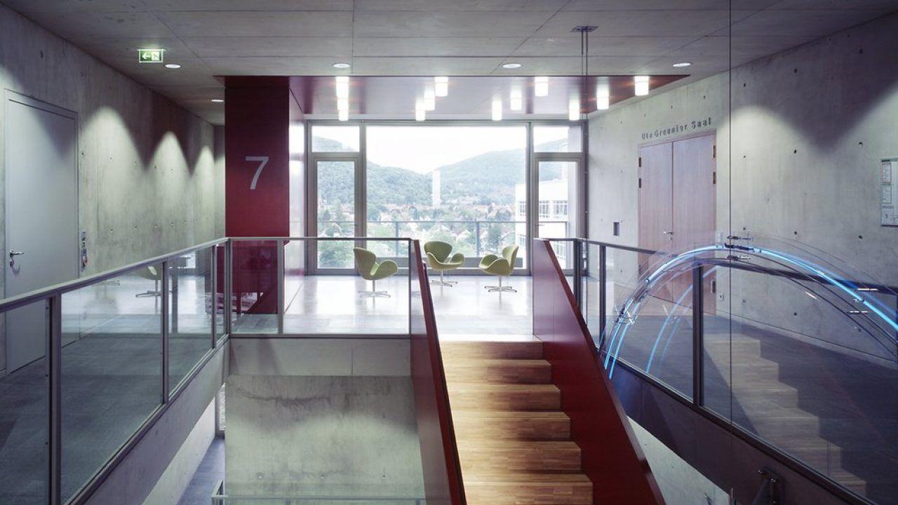 Architekten Heidelberg bund deutscher architekten universität heidelberg neubau