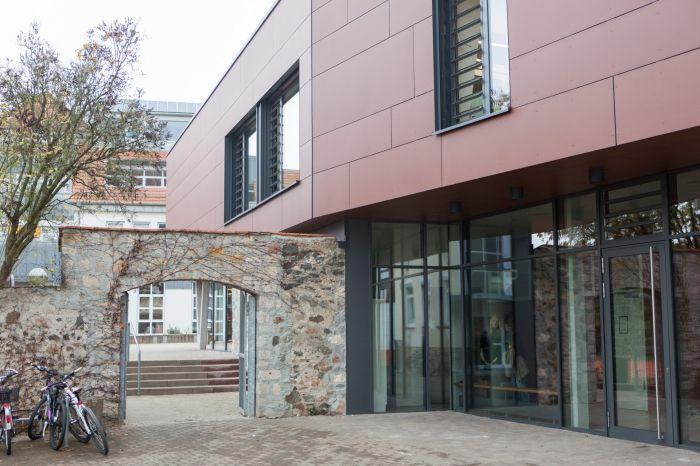 Hille Architekten bund deutscher architekten lernzentrum liebfrauenschule bensheim