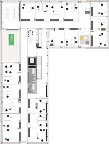 Schilling Architekten bund deutscher architekten verwaltungsgebäude der