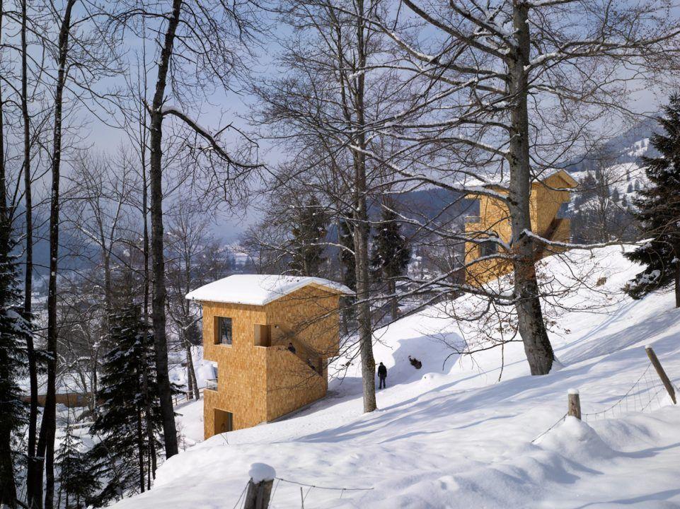 bund deutscher architekten tannerhof in bayrischzell. Black Bedroom Furniture Sets. Home Design Ideas