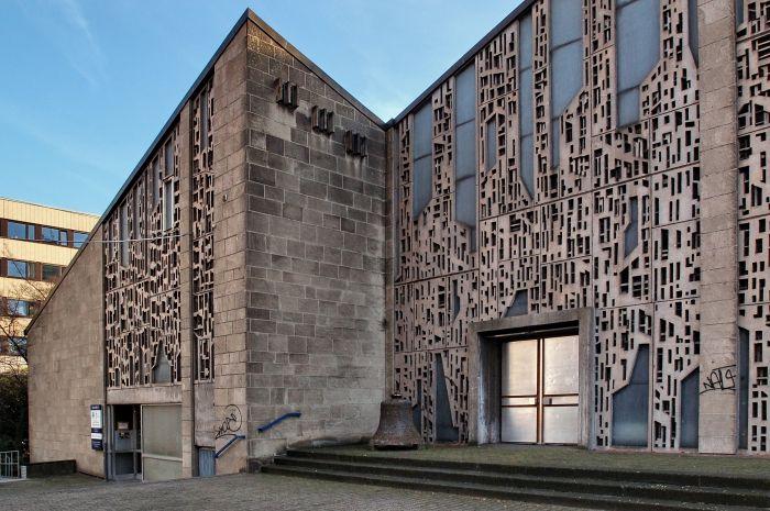 Architekten In Dortmund bund deutscher architekten kirchen der nachkriegszeit boomjahre