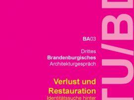 Brandenburgische Architekturgespräche