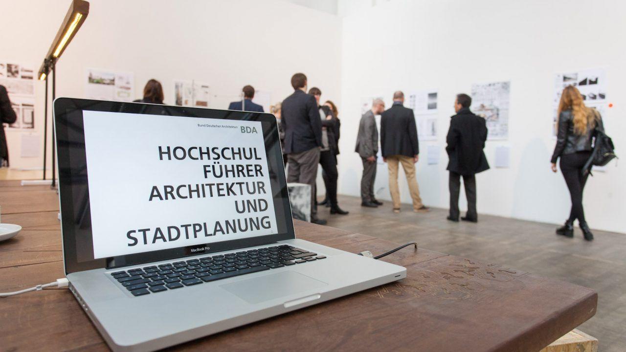BDA-Hochschultag der Architektur 2015, 17.04.15 im DAZ, Berlin, Foto: Till Budde